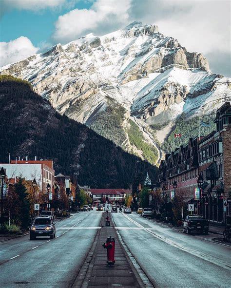 Banff Alberta Canada Banff Alberta Canada Banff