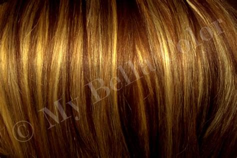 Brown Multi-color Swatch Formulas For Hair Professionals