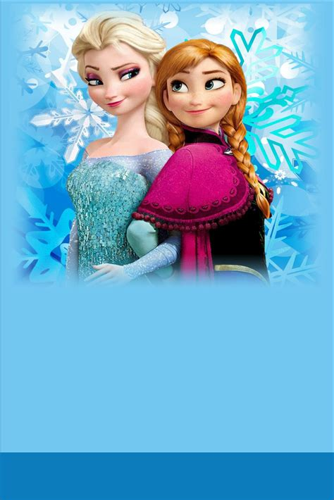 frozen elsa  anna vip pass invitation  lanyard