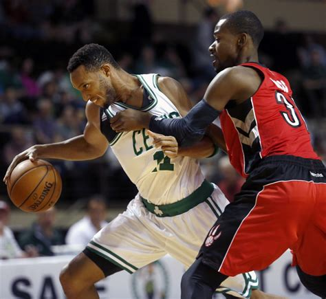 Raptors edge Celtics in Maine's first NBA game in 19 years ...