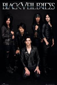 Black Veil Brides The Wild Ones Poster - Buy Online at ...