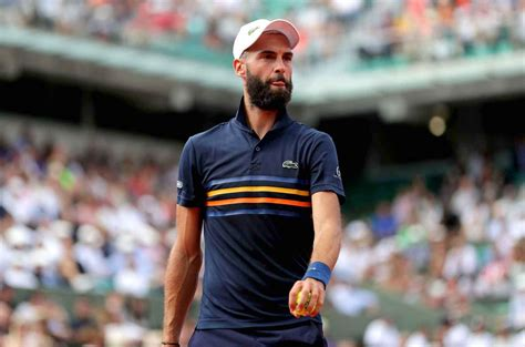 I am really close friends with roger federer and also with benoit paire. Benoît Paire - Bio, Net Worth, Tennis, ATP, Ranking ...