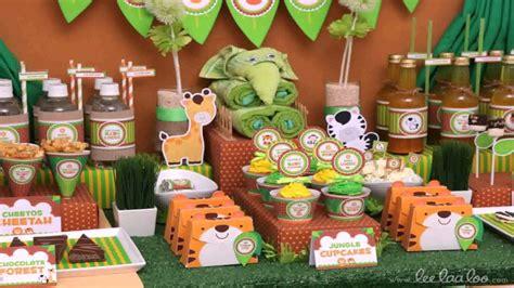 diy jungle baby shower decorations gif maker daddygif