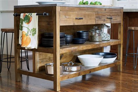 kitchen island crate and barrel 14 creative kitchen islands and carts hgtv 8163