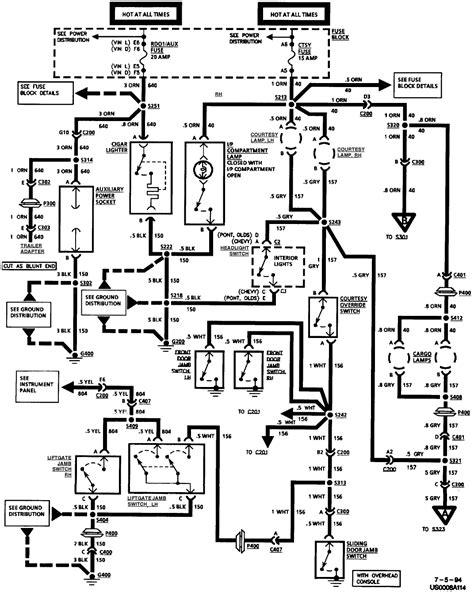 Starter Wiring Diagram Chevy Lumina