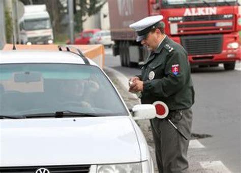 Dopravné kontroly v sobotu 29. októbra - SME   MY Považská