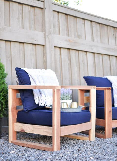 diy modern chair diy modern outdoor chair free plans cherished bliss Diy Modern Chair