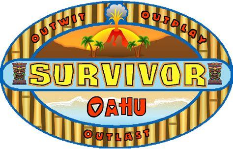 My fourth logo! Survivor: Oahu : survivor