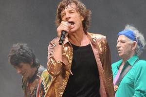 Rolling Stones return to touring - BT