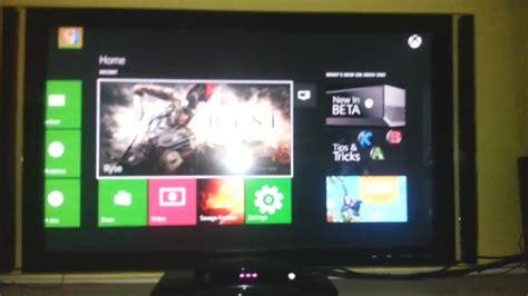 Leaked Xbox One Dashboard Video