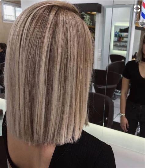 shoulder length blunt cut hair haircuts for in 2019 hair lengths hair hair styles
