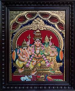 Shyam Art Works:::: Tanjore Painting Rajasthan painting