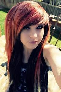 15 Best Ideas Of Emo Long Hairstyles