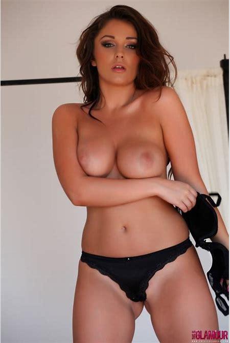 Caitlin Wynters - Hustler Lingerie - London Pussy