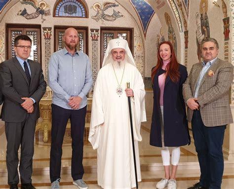 domnul brad parscale vizita la patriarhia romana basilicaro