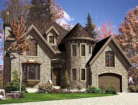 european stone castle pd architectural designs