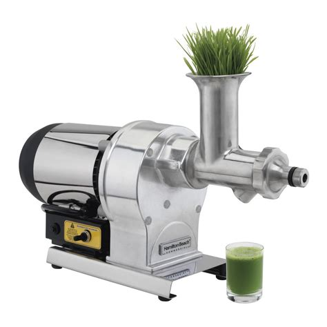 juicer wheatgrass commercial hamilton beach electric juicers manual wheat grass countertop juice amazon restaurant stainless switch machine industrial steel toggle