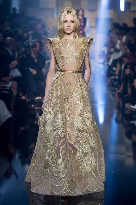elie saab haute couture autumn winter
