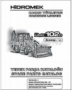 Hidromek Spare Part Catalogs  Hidromek Service Manual