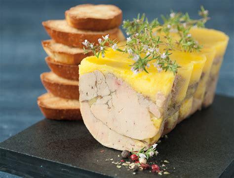 recette cuisine femme actuelle terrine de foie gras recettes femme actuelle