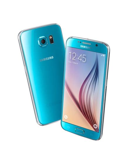 samsung galaxy s6 and galaxy s6 edge colors droid