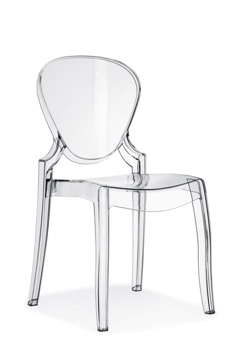 chaise transparentes chair 650