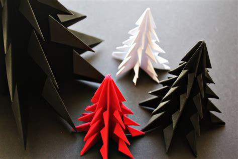 diy origami christmas tree do it yourself