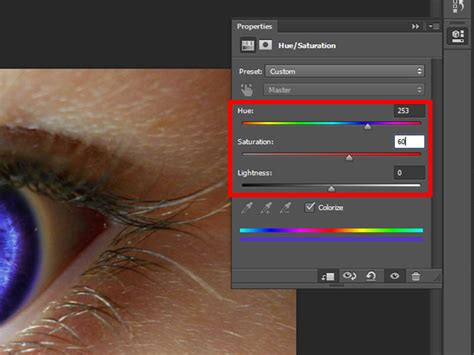 how to change eye color in photoshop how to change eye color in photoshop cs6 9 steps with