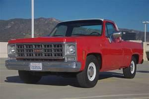 1979 Gmc Short Bed Sierra Classic  Nice Truck In Ca  No