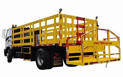 Truck Upfits Cone Cab Upfit Safety Grapple