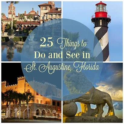 Augustine Florida St Things Fl Jacksonville Vacation