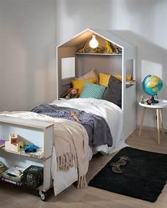 Tete De Lit Cabane : relooking et d coration 2017 2018 construistez une t te de lit en forme de cabane pour la ~ Melissatoandfro.com Idées de Décoration