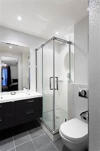 appartement haussmannien classique chic salle de bain With salle de bain d appartement