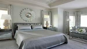 Silver bedroom ideas, silver grey bedding silver blue and ...