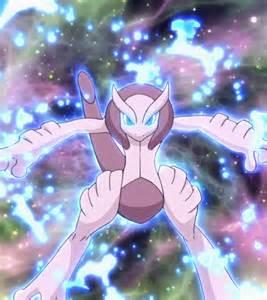 Pokemon Mega Mewtwo X