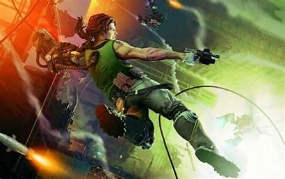 Commando Bionic Wallpapers
