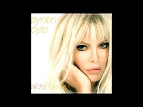 Ajda Pekkan  Aynen Öyle Full Albüm (2008) Youtube