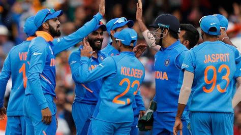india  australia highlights icc cricket world cup