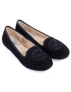 ugg womens house shoes ugg australia alloway slippers black slippers footwear womens accent clothing