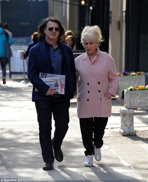 Loved-up couple: Barbara Windsor, 80, and her husband ...
