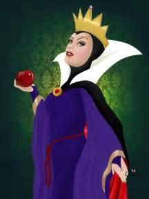 Snow White Evil Queen Cartoon