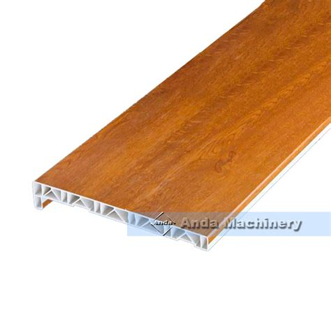 Window Sill Liner by Pvc Window Sill Production Line From China Manufacturer