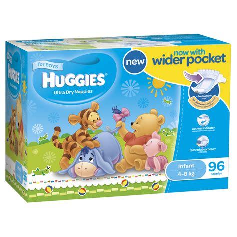 buy huggies ultra nappies jumbo pack infant boy at
