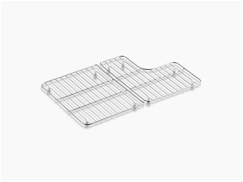 Kohler Whitehaven Sink Rack by K 6638 Whitehaven Sink Racks Kohler