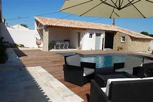 location de charme avec piscine chauffee pour 8 personnes With location maison 8 personnes avec piscine