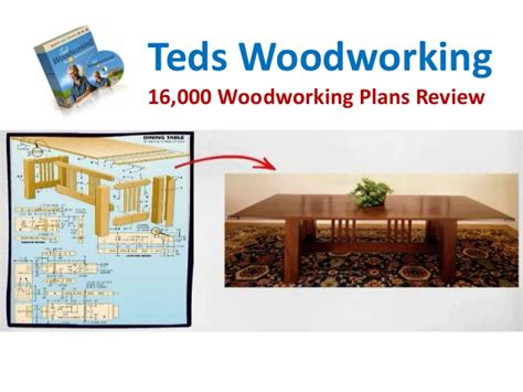 teds woodworking reviews scam