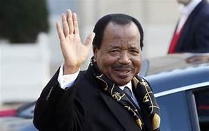 Ruler since 1982, Biya turns 85 as strife grips parts of ...