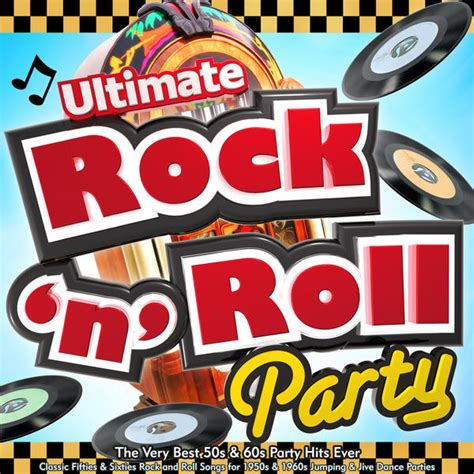 Download Ultimate Rock n Roll Party - The Very Best 50s