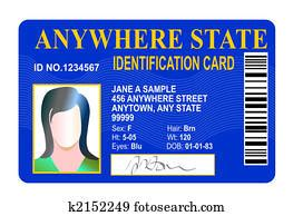 id card stock illustrations  id card clip art images