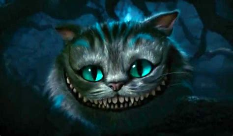 the cheshire cat in 3d